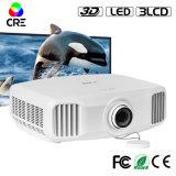 Projecteur à faible bruit de conformité de FCC de longue vie d'écran LCD d'orateur