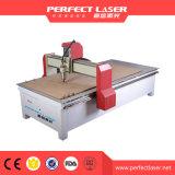 Grabado de madera del ranurador del CNC hecho a máquina en China