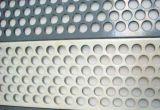 hoja de acero inoxidable perforada del orificio redondo 316L/304