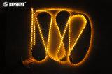 Striscia flessibile dorata dell'indicatore luminoso di SMD5050 2200K LED