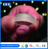 Dia25mm Mgf2 que cubre las lentes acromáticas positivas ópticas