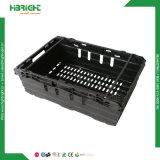 Neuer pp.stapelbarer Tote-Rahmen-Behälter-Gemüsefrucht-Speicher-Plastikrahmen