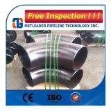 Cotovelo de aço carbono de alta pressão utilizada para o material da tubulação