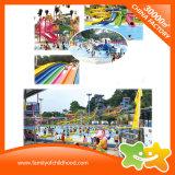 Swimmingpool-Vergnügungspark-Fiberglas-Wasser-Park-Spielplatz für Erwachsenen