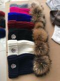 Бренд шерстяной мех Raccoon Moncle Red Hat с шаровой опоры рычага подвески