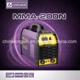 セリウムの証明書(MMA-120N/140N/160N/180N/200N)が付いているIGBT MMAの溶接機