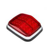 Brillante Senken IP67 R65 J845 24W LED Lámpara de aviso de ambulancia y camión