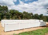 Goedkope Gemakkelijk van de Verkoop van de fabriek Directe om 20 Van de Bouwwerf te installeren van het Geprefabriceerde Voet Huis van de Container