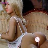 Bambola realistica di amore del sesso 3D del TPE di certificazione 158cm del CE