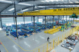 Três máquina de molde superior da cor PVC/TPR