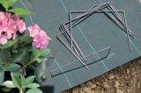Las espigas de estacas de metal jardín