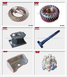 China Az9725520273 Camiones HOWO piezas de repuesto el conjunto de rodamiento de caucho