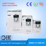 V&T V6-H 230V trifásico 0.4 a los mecanismos impulsores de la CA del control de la toca 5.5kw/al convertidor de frecuencia/al mecanismo impulsor variables de la frecuencia Inverter/VFD/VSD/AC