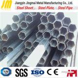 Nieuw die Product in Buis van het Staal van de Pijp van de Sectie van de Vorm van de Fabriek van China de Verschillende Speciale Speciale wordt gemaakt