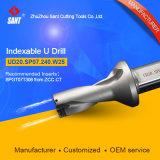 Double Helix agujeros de refrigeración interna 2 L/D U Taladrar Ud20. Sp07.240. W25/Ztd02