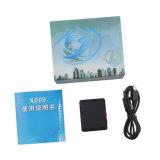 Inseguitore di GSM dell'indicatore di posizione di X009 GSM mini con le videocamere portatili del tasto di SOS con il magnetoscopio del video della macchina fotografica con il tasto di SOS