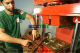 Ecoのマスター7000の小型粘土の煉瓦作成機械