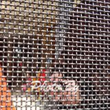 Stainless Steel Security Window Screen Bullet Proof Mesh Screen