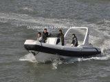 Nave di soccorso di velocità della lancia di salvataggio della nave di soccorso delle 20 persone