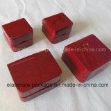 Caja de embalaje al por mayor de encargo, rectángulo de joyería, rectángulo de regalo/caso
