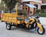 refrigeración por agua 250cc triciclo del cargo de la motocicleta de tres ruedas con el aumentador de presión