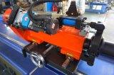 Dobladora del metal de Dw25cncx3a-2s del tubo automático hidráulico del CNC