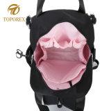 Mamãe impermeável personalizada mochila fralda Saco de ombro com duplo de alta qualidade