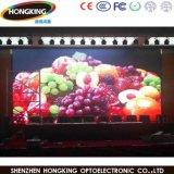 P4 HD de 3840Hz LED de color de pantalla de publicidad