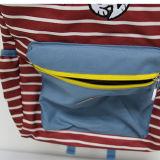 Reizender Kind-Schule-Schultaschen-Kursteilnehmer-Rucksack des Polyester-600d