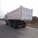 10wheels 양호한 상태 336HP Sinotruck HOWO 팁 주는 사람/덤프 트럭 6X4