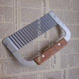 강철 감자 칩 절단기 또는 물결치는 칼