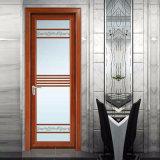 Puerta de cristal de la aleación de aluminio para la oficina hecha en Foshan