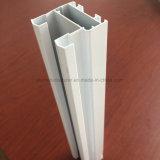 Quadrat, rundes, unterschiedliches Aluminiumlegierung-Strangpresßling-Profil für Tür und Fenster-Gefäß 116