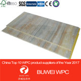 Madera ecológica WPC el panel de pared para la decoración de interiores