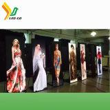 Modèle de vente chaude bannière bannière d'exposition Stand affiche publicitaire écran LED d'impression