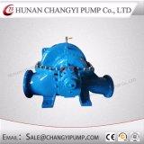 Motorangetriebene horizontale zentrifugale Wasser-Dieselpumpe