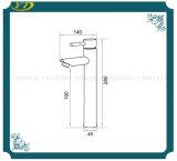 Tipo de elevación alto grifo del estilo SUS304 de la manera del lavabo de la sola palanca