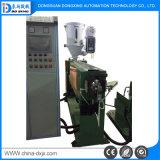 Conductor de una sola capa de cable Cable bobinado máquina de doblado de extrusión