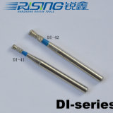 Burs del diamante de la alta calidad DI-41/42 para el doctor dental