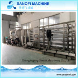 Macchinario del filtrante dell'acqua potabile dell'acciaio inossidabile