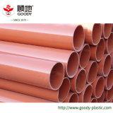 熱抵抗PVC Mpp電源コードの保護ダクト管