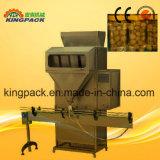 Gránulo totalmente automático/polvo/grano/arroz y frijoles/leche en polvo/Tuercas/ Máquina de embalaje de llenado de pesaje de llenado