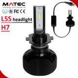 자동 LED 차 헤드라이트 H1 H7 H11 H4 9005 9006의 LED 헤드라이트 Fanless
