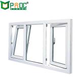 L'aluminium de rotation Tilt & Tour de la fenêtre de verre avec du matériel allemand