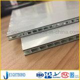 Painel de alumínio alveolado HPL para revestimento de paredes exteriores