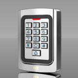 Освещенное контржурным светом цифров приспособление читателя контроля допуска RFID кнопочной панели (K0EM)