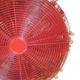 OEM Met een laag bedekt pvc/Wacht van de Ventilator van de Draad van het Metaal van het Plateren van het Chroom de Industriële