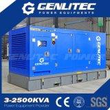 generatore insonorizzato del diesel di 200kVA 160kw Cummins Engine