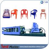 椅子を作るためのプラスチック機械装置