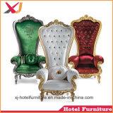 Alti presidenza/sofà posteriori per la cerimonia nuziale/ristorante/hotel/banchetto/domestico